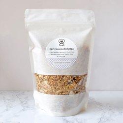 Protein Buckinola (Buckwheat Granola) 400g
