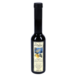 Organic Lemon-Infused Olive Oil from Cyprus 250ml