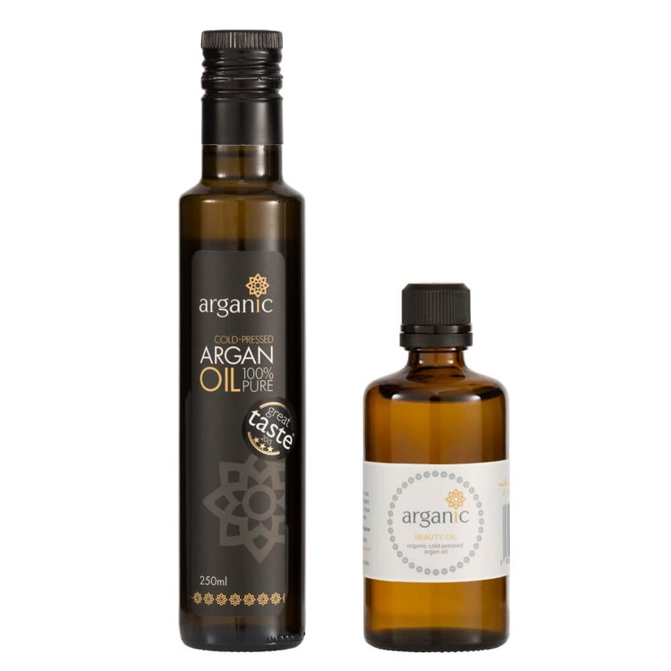 Organic Argan Oil Enthusiast's Gift Set