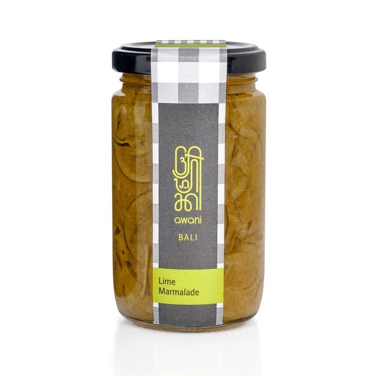 Lime Marmalade 255g