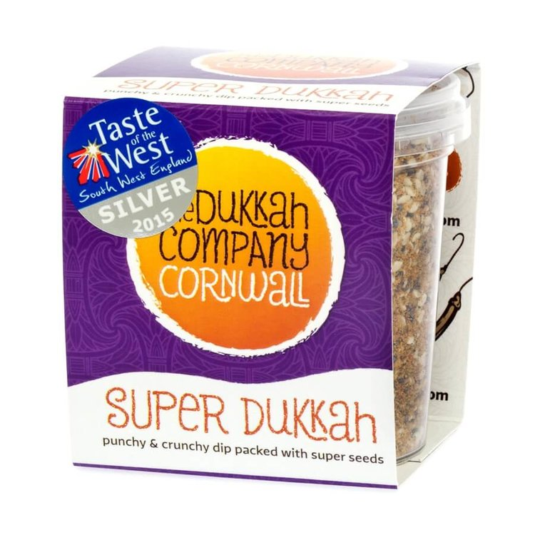 'Super' Dukkah Dip made from Seeds, Nuts & Spices 65g