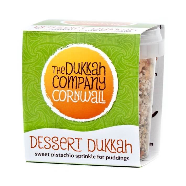 Sweet Dukkah for Sprinkling on Desserts, made from Seeds, Nuts & Spices 65g