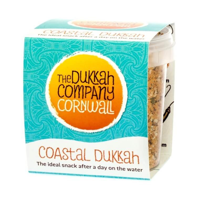 'Coastal' Dukkah Dip made from Seeds, Nuts, Cornish Seaweed & Sea Salt 65g