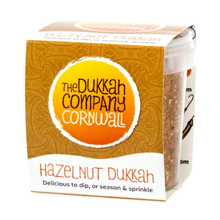 Crunchy Hazelnut Dukkah Dip made from Seeds, Nuts & Spices 65g