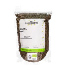 Organic Basil 100g
