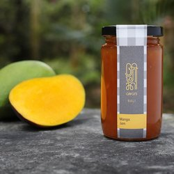 Mango Jam with Balinese Harumanis Mangoes from Bali