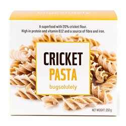 Fusilli Pasta with Cricket Flour 350g
