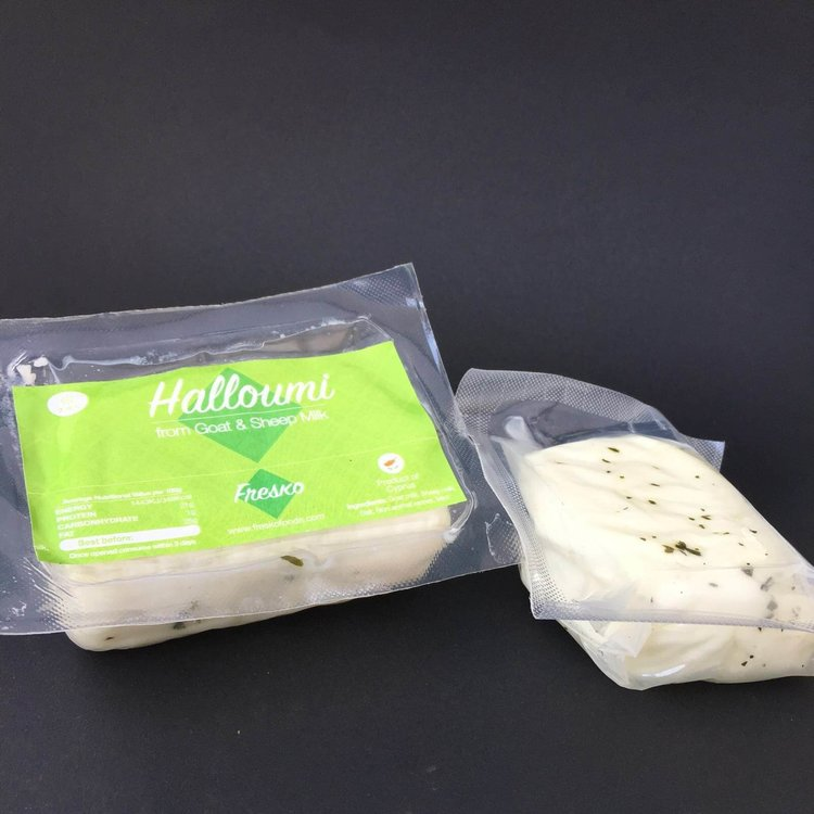 Vegetarian Cypriot Halloumi Cheese 1kg
