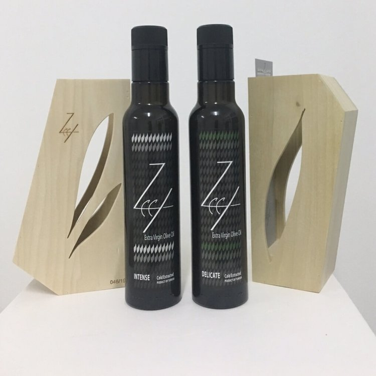 Zeet Limited Edition Extra Virgin Olive Oil