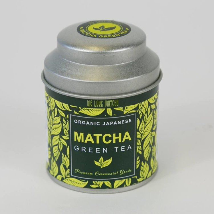 Organic Ceremonial Grade Matcha Green Tea 30g