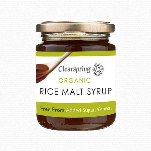 Organic Rice Malt Syrup 330g by Clearspring