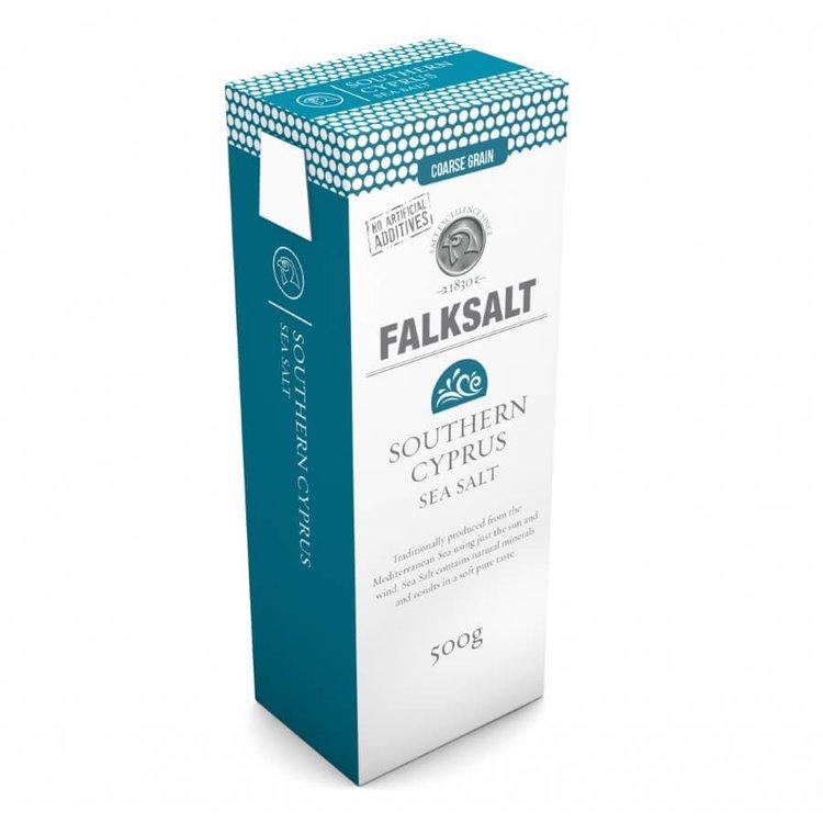 Southern Cyprus Coarse Sea Salt 500g by Falksalt