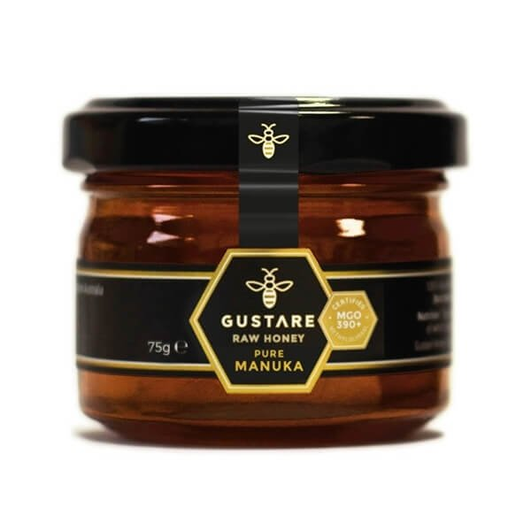 Organic Raw Strong Apple Tree Australian Honey 75g by Gustare