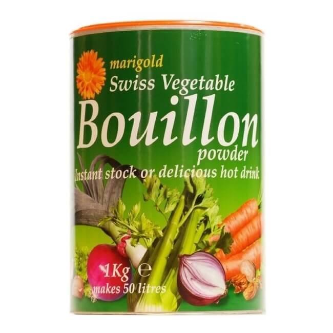 Swiss Vegetable Bouillon Powder 1kg by Marigold