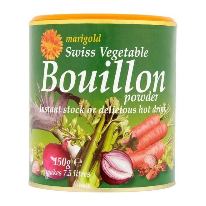 Swiss Vegetable Bouillon Powder 150g by Marigold