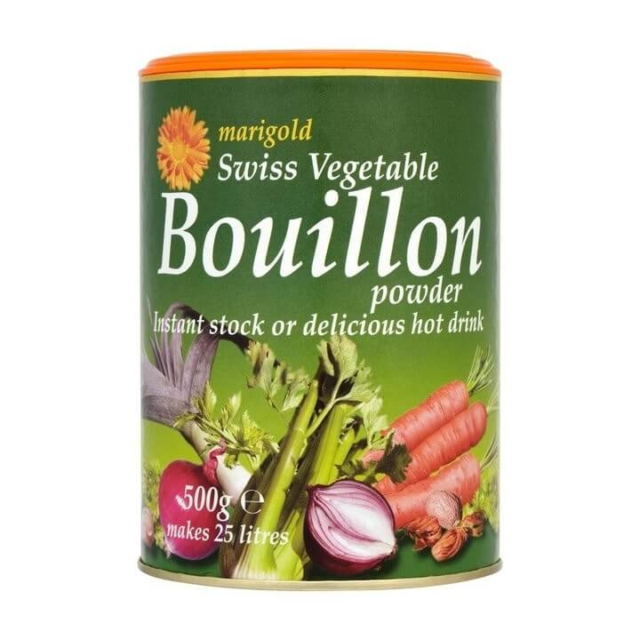 Swiss Vegetable Bouillon Powder 500g by Marigold
