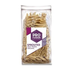 Organic Sprouted Spelt Penne Pasta 250g by Profusion