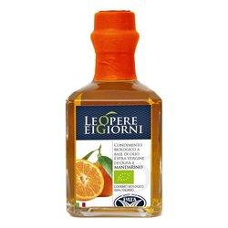 Organic Mandarin Infused Extra Virgin Olive Oil 250ml (Italian)