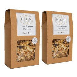 Oat & Nut Granola Twin Pack 2 x 450g