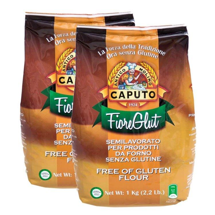 Caputo Gluten Free Pizza Flour 2 x 1kg