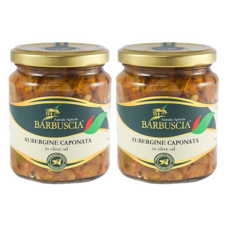 Sicilian Aubergine Caponata 2 x 190g