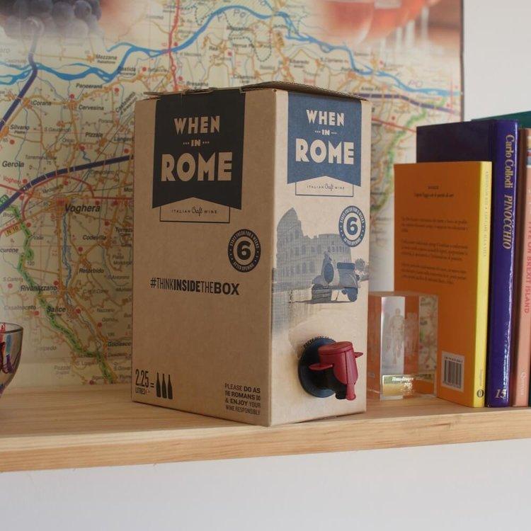 Sauvignon IGT Venezia Giulia White Wine 2014 2.25 Litre Italian Wine Box (3 Bottles) ABV 13%