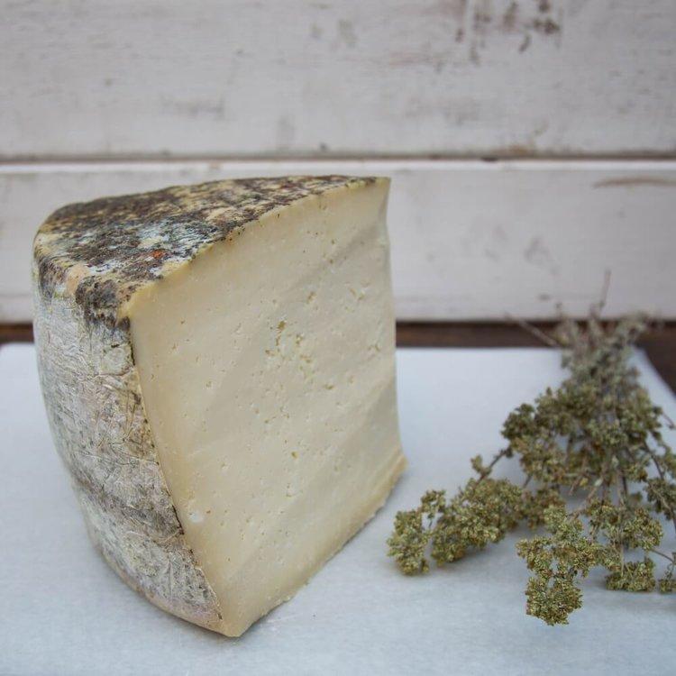 300g Saint Isidore Hard Goats' Greek Cheese ('Agios Isidoros') From Naxos Island