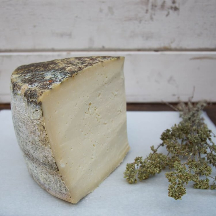 300g Saint Isidore Hard Goats' Greek Cheese ('Agios Isidoros') From Naxos Island