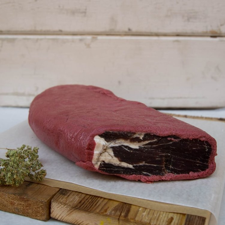 Cured Veal Meat Pastourmas 220-250g (Northern Greece)