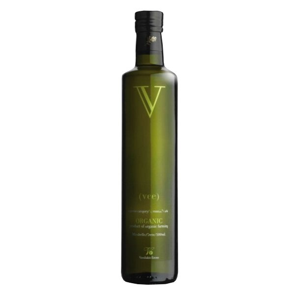 Organic Extra Virgin, Cold Pressed Koroneiki Olive Oil 500ml