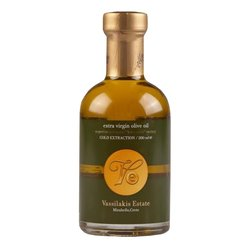 Vassilakis Estate Extra Virgin, Cold Pressed Koroneiki Olive Oil 200ml