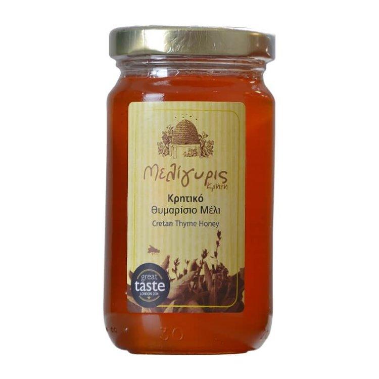 250g Wild Cretan Thyme Premium Honey