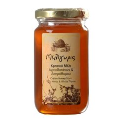 250g Cretan Honey with Wild Herbs & White Thyme