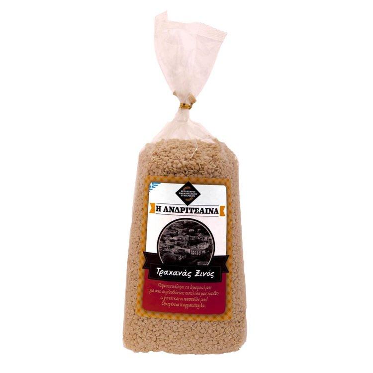 Sour Trahana Homemade Pasta 500g