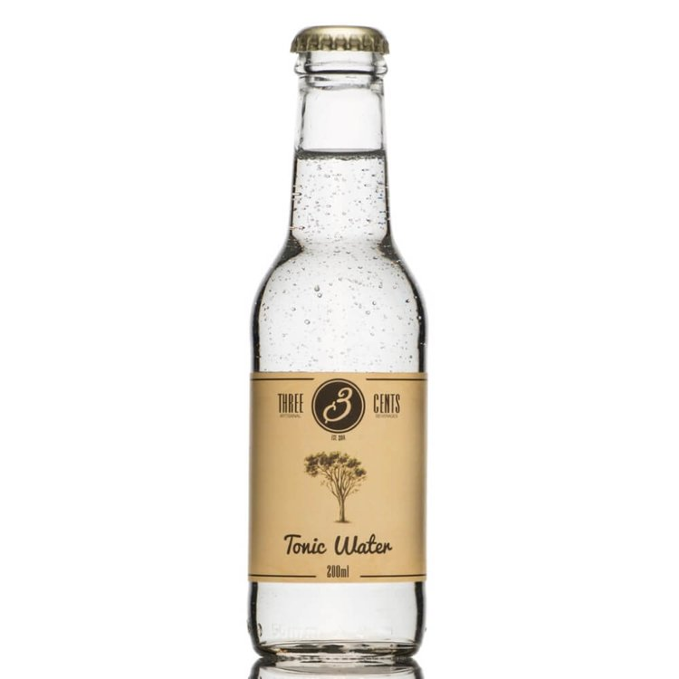 Tonic Water 200ml by Three Cents