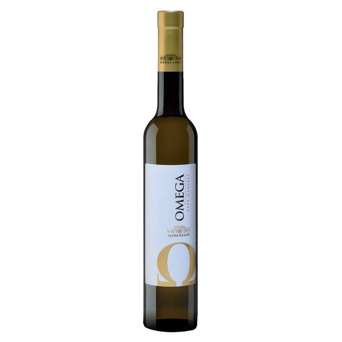 Gewurztraminer Malagouzia Sweet Florina Greek White Wine PGI 2013