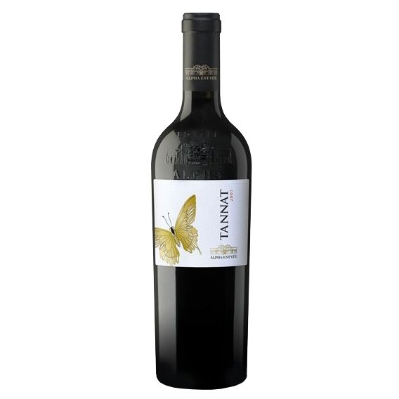 Utopia Tannat Florina Alpha Estate Greek Red Wine PGI 2010
