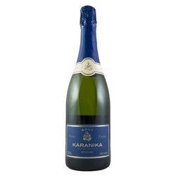 Karanika Cuvee Prestige Brut Assyrtiko-Xinomavro Sparkling White Wine 12.3% Vol