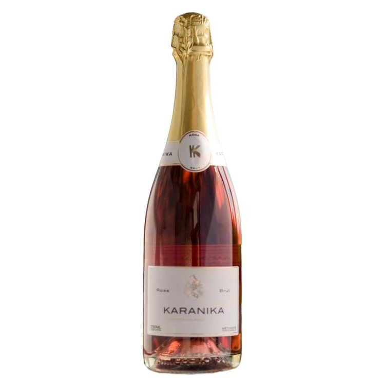 Brut Rose Xinomavro Sparkling Rose Wine 2015 12.3% Vol