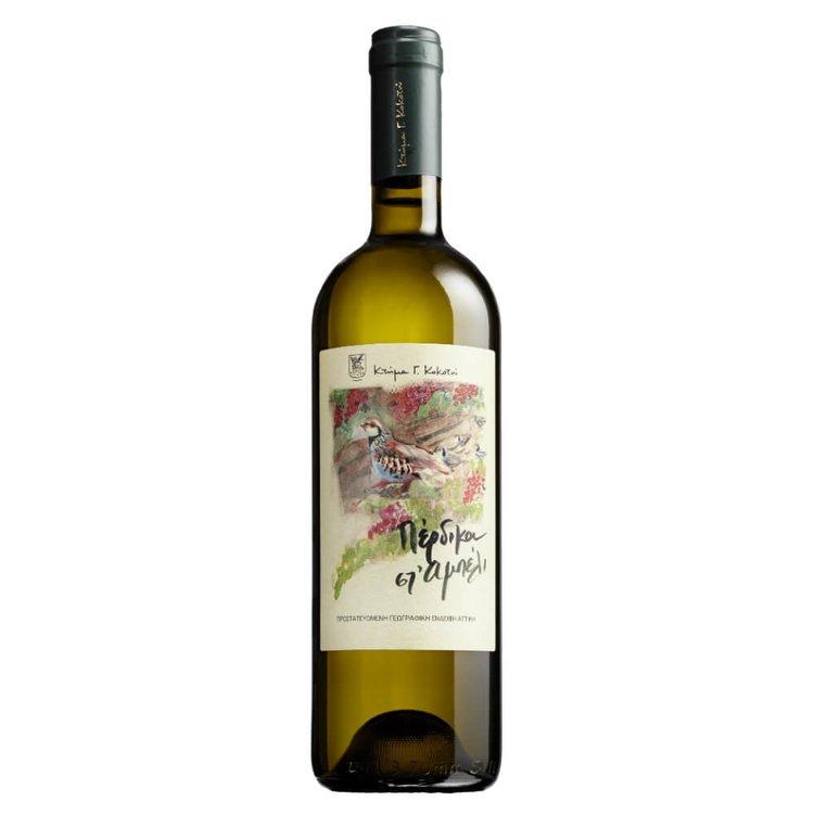 Assyrtiko Attiki 'Partridge in the vines' White Wine PGI 2015