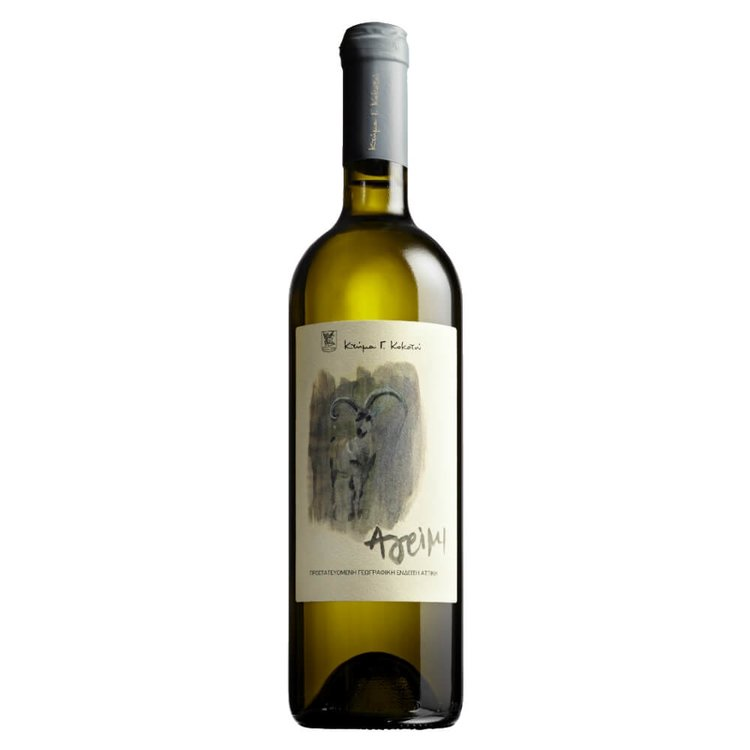 'Agrimi' Savatiano-Roditis Dry White Wine 2015