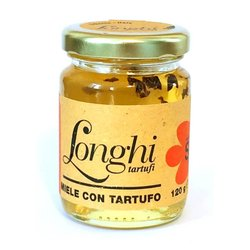 Italian Truffle Acacia Honey 120g ('Miele Con Tartufo' - For Cheese and Marinades)