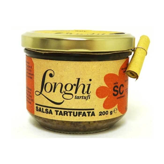 Black Truffle and Mushroom Tartufata Sauce 200g
