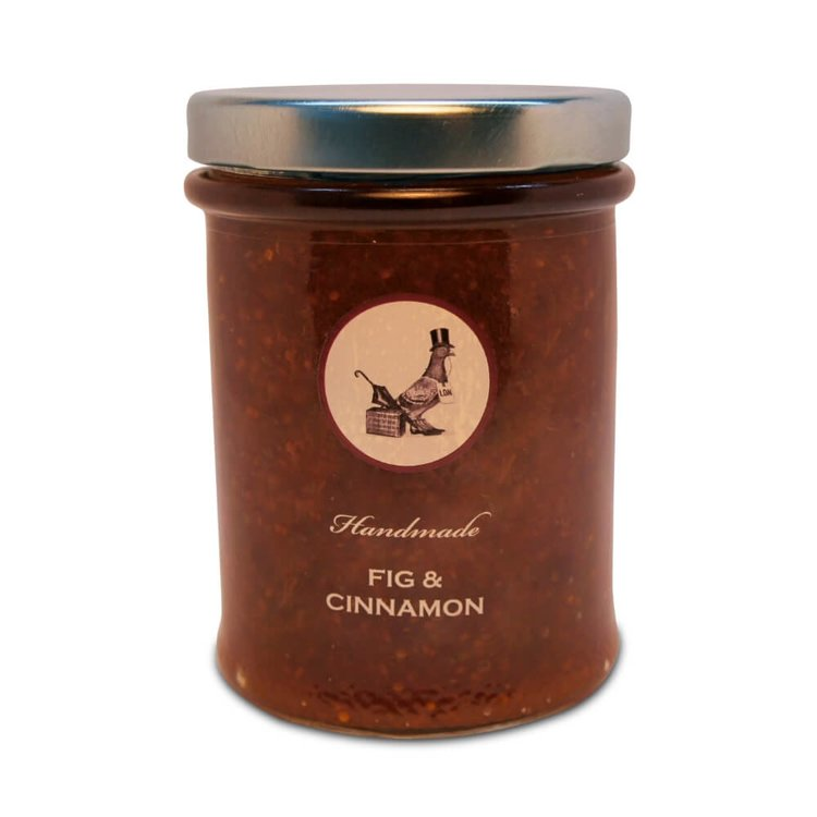 Fig & Cinnamon Handmade Jam 240g