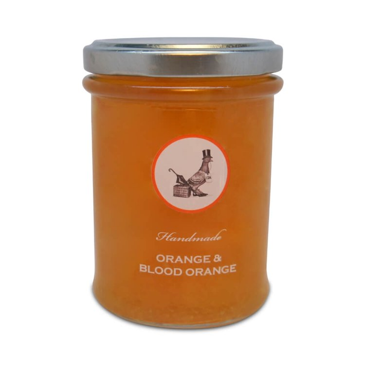 Seville Orange & Blood Orange Handmade Jam 240g