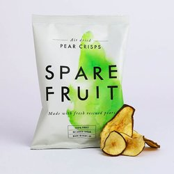 24 x Kentish Pear Fruit Crisps Snack Air-Dried & 100% Natural (24 x 20g)
