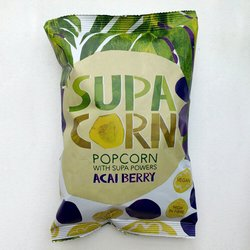 20 x Popcorn with Acai Berry (20 x 25g Snack Bags)