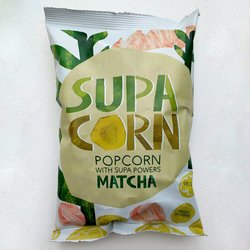 20 x Popcorn with Matcha Green Tea - Sweet & Salty (20 x 25g Snack Bags)