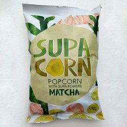 20 x Popcorn with Matcha Green Tea - Sweet & Salty (20 x 25g Snack Bags)
