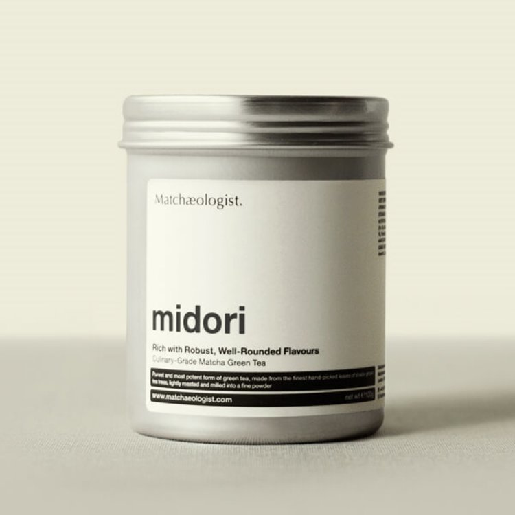 'Midori' Rich & Robust Matcha Green Tea Powder 100g